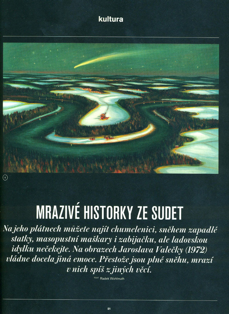 Na rozdíl od svého zlidovělého předchůdce našel totiž inspiraci v severních  Čechách 43e59ea8c0
